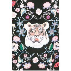 Etam - Kombinezon piżamowy Ginger. Szare kombinezony z printem marki Reserved. W wyprzedaży za 99,90 zł.