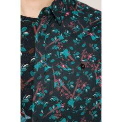 Medicine - Koszula Rock & Roll Never Ends. Szare koszule męskie na spinki marki MEDICINE, l, z bawełny, z klasycznym kołnierzykiem, z krótkim rękawem. W wyprzedaży za 59,90 zł.