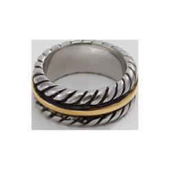 Sygnety męskie: Royal Ego Pierścionek silvercoloured