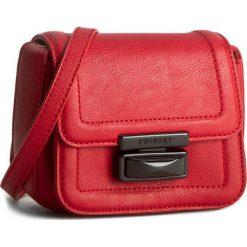 Torebka TWINSET - Tracolla AS7PTP Ultra Red 00817. Czerwone listonoszki damskie marki Reserved, duże. W wyprzedaży za 449,00 zł.
