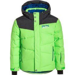 Icepeak HOWIE Kurtka narciarska asparagus. Zielone kurtki chłopięce sportowe Icepeak, z materiału. W wyprzedaży za 303,20 zł.