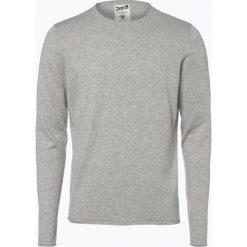 Swetry męskie: DENIM by Nils Sundström - Sweter męski, szary