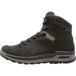 Lowa LOCARNO GTX MID Buty trekkingowe anthrazit. Szare buty trekkingowe męskie Lowa, z materiału, outdoorowe. Za 779,00 zł.