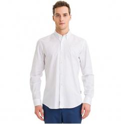 Galvanni Koszula Męska Kortrijk Xl Biały. Białe koszule męskie GALVANNI, m, z bawełny. W wyprzedaży za 189,00 zł.