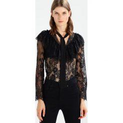Bluzki asymetryczne: Navy London KYLIE Bluzka black
