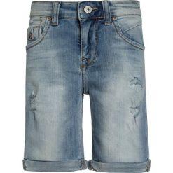 LTB ANDERS  Szorty jeansowe montagn wash. Szare spodenki chłopięce marki LTB, z bawełny. Za 129,00 zł.