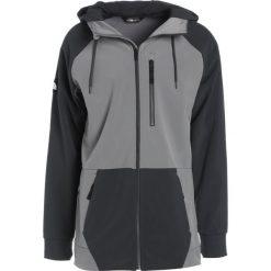 The North Face STEPUP Kurtka z polaru zinc. Szare kurtki sportowe męskie marki The North Face, l, z materiału, z kapturem. W wyprzedaży za 479,20 zł.