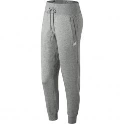 New Balance WP81552AG. Szare spodnie dresowe damskie marki New Balance, s, z dresówki. W wyprzedaży za 129,99 zł.