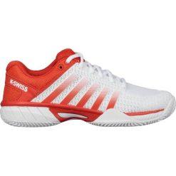 KSWISS EXPRESS LIGHT HB Obuwie do tenisa Outdoor white. Białe buty sportowe damskie marki K-SWISS. Za 459,00 zł.