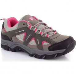 Buty trekkingowe w kolorze szarym. Szare buty trekkingowe damskie marki Marco Tozzi. W wyprzedaży za 136,95 zł.