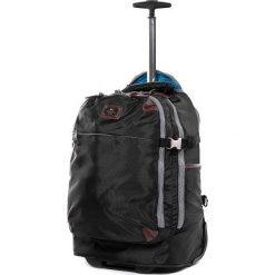 Mała Materiałowa Walizka TOMMY HILFIGER - Burlington Backpack Trolley 2ATWU90600 Black. Czarne walizki marki Dakine, z materiału. W wyprzedaży za 429,00 zł.