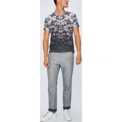 Medicine - Spodnie Monumental. Szare chinosy męskie marki MEDICINE, z bawełny. W wyprzedaży za 79,90 zł.