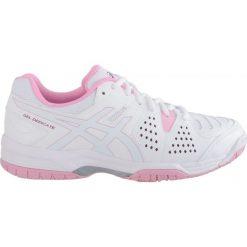 Buty sportowe damskie: Asics Buty damskie Gel-Dedicate 4  białe r. 37.5 (E557Y-0117)