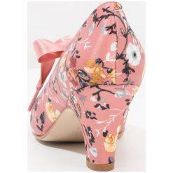 Buty ślubne damskie: LAB Czółenka sznurowane vevey rosa