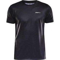 T-shirt męski CRAFT Run Breakaway Two czarny. Niebieskie t-shirty męskie marki Guns&tuxedos, m, z kwadratowym dekoltem. Za 137,99 zł.