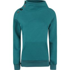 Bluzy damskie: Forplay Sideways Bluza damska niebieski (Petrol)