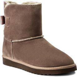 Buty zimowe damskie: Buty INBLU – EY87C192 Beżowy Ciemny