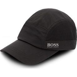 Czapka z daszkiem BOSS - Cap 50382620  001. Czarne czapki z daszkiem damskie marki INOVIK, z elastanu. W wyprzedaży za 239,00 zł.