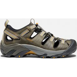 Keen Sandały męskie Arroyo II Gargoyle/Tawny Olive r. 44,5 (1002426). Zielone buty sportowe męskie marki Keen. Za 306,01 zł.