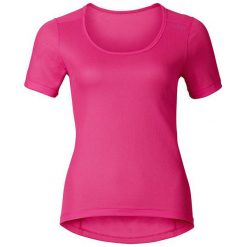 Odlo Koszulka damska Cubic Trend różowa r. XS (140481). T-shirty damskie Odlo, xs. Za 65,74 zł.