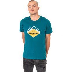 Hi-tec Koszulka męska Dico Corsair turkusowy r. L. Niebieskie koszulki sportowe męskie marki Hi-tec, l. Za 32,62 zł.