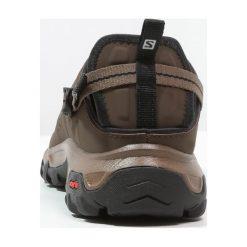 Sandały męskie: Salomon EVASION CABRIO  Sandały trekkingowe absolute brownx/burro/black