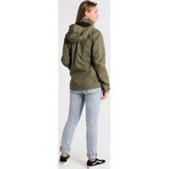 The North Face EVOLVE II 2IN1 TRICLIMATE Kurtka hardshell olive/black. Różowe kurtki sportowe damskie marki The North Face, m, z nadrukiem, z bawełny. W wyprzedaży za 639,20 zł.