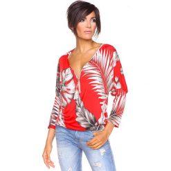"""T-shirty damskie: Koszulka """"Diane"""" w kolorze czerwonym"""