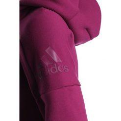 Adidas Performance Bluza rozpinana mysrub/mysrub. Fioletowe bluzy dziewczęce rozpinane marki bonprix, z nadrukiem. W wyprzedaży za 213,85 zł.