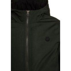 Element DULCEY BOY Kurtka zimowa olive drab. Zielone kurtki chłopięce przeciwdeszczowe Element, na zimę, z bawełny. Za 419,00 zł.