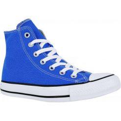 Converse Trampki Chuck Taylor All Star Light Sapphire 35. Niebieskie trampki męskie Converse, z gumy. W wyprzedaży za 229,00 zł.