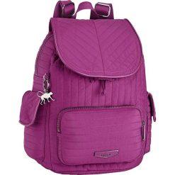"""Plecaki damskie: Plecak """"City Pack S"""" w kolorze jagodowym – 27 x 33 x 19 cm"""
