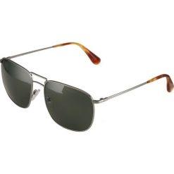 Okulary przeciwsłoneczne męskie: Prada Okulary przeciwsłoneczne polar green