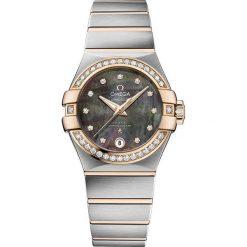ZEGAREK OMEGA CONSTELLATION OMEGA CO-AXIAL 123.25.27.20.57.006. Czarne zegarki damskie marki KALENJI, ze stali. Za 38500,00 zł.