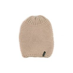Czapka damska Daily style beżowa. Brązowe czapki zimowe damskie Art of Polo. Za 32,73 zł.