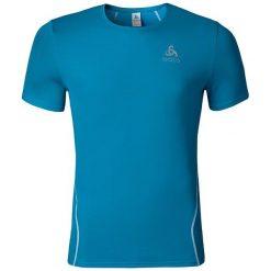 Odlo Koszulka tech. Odlo T-shirt s/s IMPERIUM          - 349042 - 349042/22300/L. Szare bluzki damskie marki Odlo. Za 73,94 zł.
