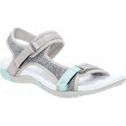 4f Sandały damskie H4L18-SAD002 szare r. 41. Szare sandały męskie marki Nike. Za 119,99 zł.