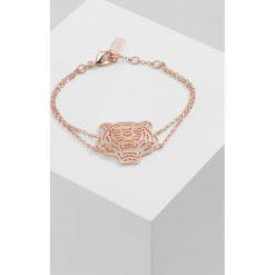 Bransoletki damskie na nogę: Kenzo Bransoletka rose goldcoloured