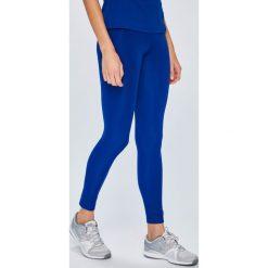 Adidas Performance - Legginsy. Czerwone legginsy marki adidas Performance, m. Za 169,90 zł.