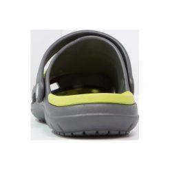 Crocs MODI SPORT  Sandały kąpielowe graphite/volt green. Różowe kąpielówki męskie marki Crocs, z materiału. Za 159,00 zł.