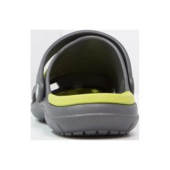 Sandały damskie: Crocs MODI SPORT  Sandały kąpielowe graphite/volt green