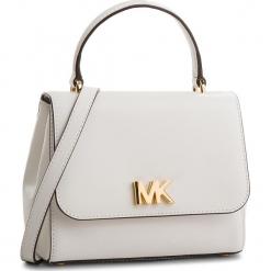 Torebka MICHAEL MICHAEL KORS - Mott 30S8GOXS1L Optic White. Białe torebki klasyczne damskie MICHAEL Michael Kors, ze skóry. W wyprzedaży za 759,00 zł.