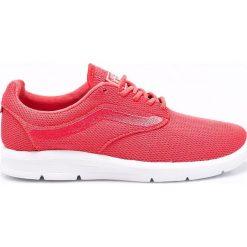 Vans - Buty. Różowe buty sportowe damskie marki Vans, z gumy. W wyprzedaży za 239,90 zł.