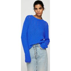 Swetry klasyczne damskie: Mango – Sweter Flame