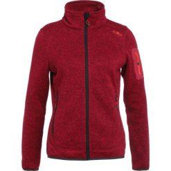 CMP Kurtka z polaru magentaantracitebitter. Czerwone kurtki sportowe damskie marki CMP, z materiału. W wyprzedaży za 215,10 zł.