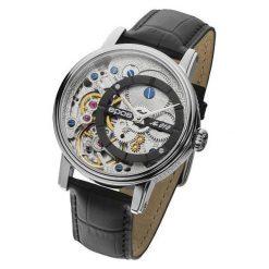 ZEGAREK EPOS Oeuvre d'Art 3435.313.20.15.25. Czarne zegarki męskie EPOS, ze stali. Za 8900,00 zł.