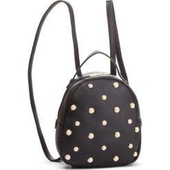 Plecak WITTCHEN - 87-4Y-417-1 Czarny. Czarne plecaki damskie Wittchen, ze skóry ekologicznej. Za 289,00 zł.