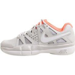 Buty sportowe damskie: Nike Performance AIR VAPOR ADVANTAGE Obuwie do tenisa Outdoor vast grey/white/lava glow