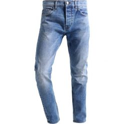 Only & Sons ONSLOOM BREAKS Jeansy Slim Fit blue denim. Brązowe jeansy męskie relaxed fit marki Only & Sons, l, z poliesteru. Za 249,00 zł.
