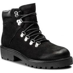 Trapery VAGABOND - Kenova 4457-050-20 Black. Czarne buty zimowe damskie marki Vagabond, z nubiku. W wyprzedaży za 439,00 zł.